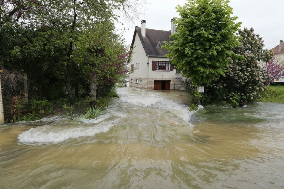 6 choses à faire après l'inondation d'une maison