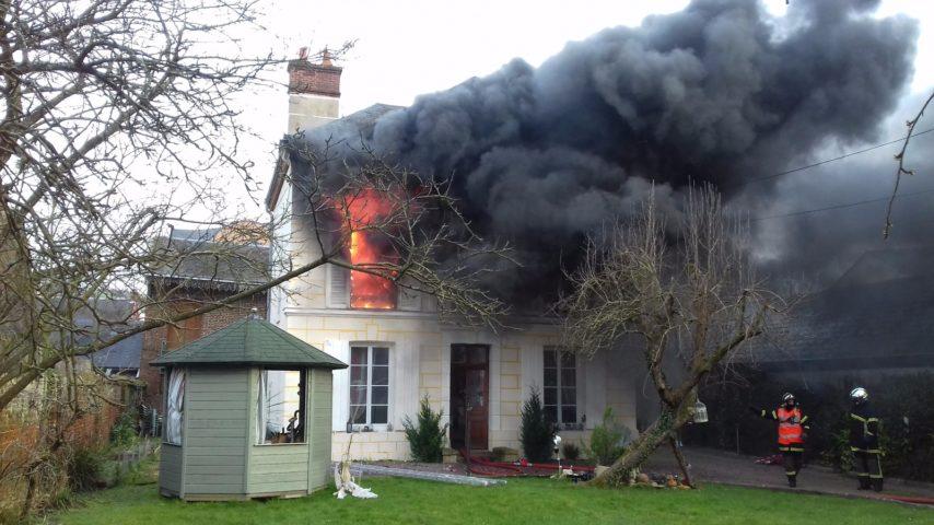 8 choses à faire après un incendie de maison