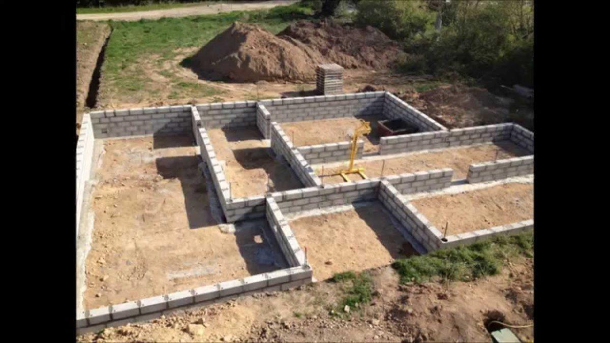 Comment bien réaliser les fondations de sa maison?