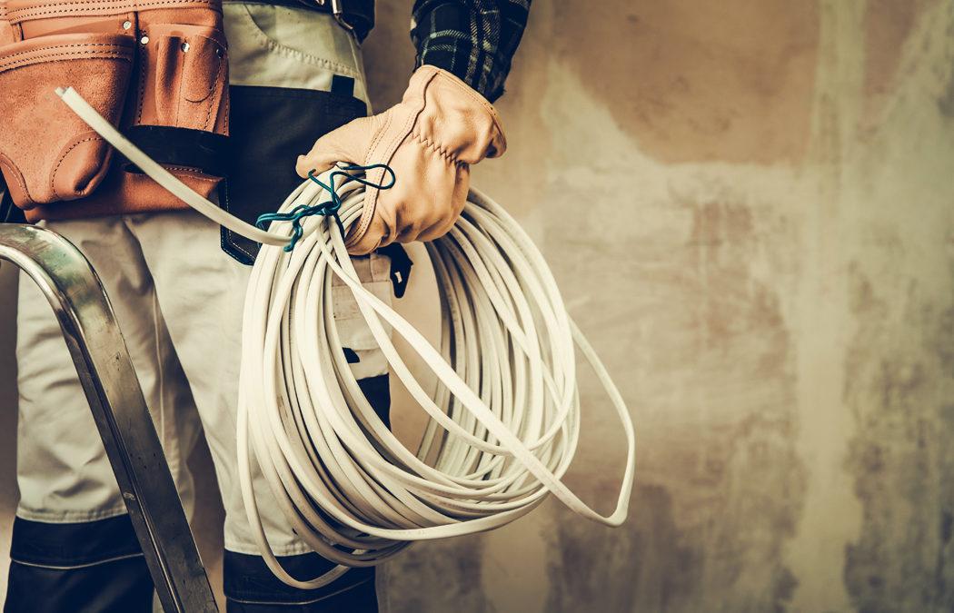 Comment protéger les câbles électriques pendant une rénovation?