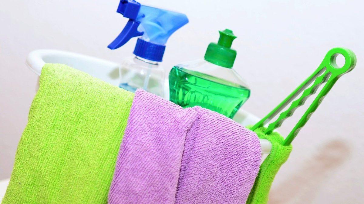 Ménage après travaux : la bonne méthode
