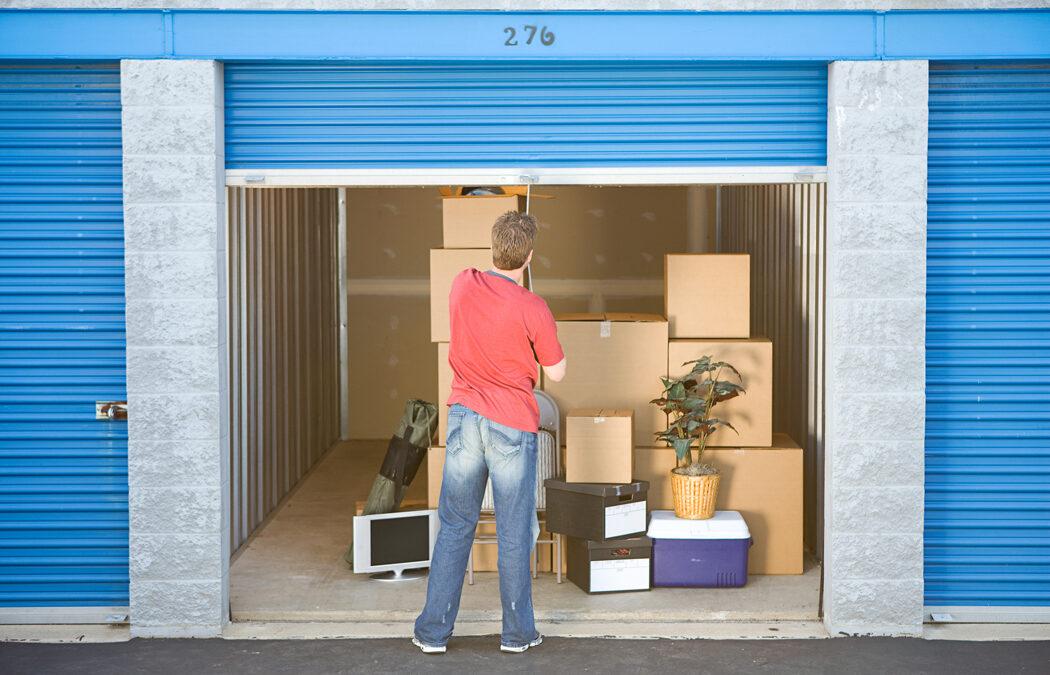 Location de box de stockage : quels avantages ?
